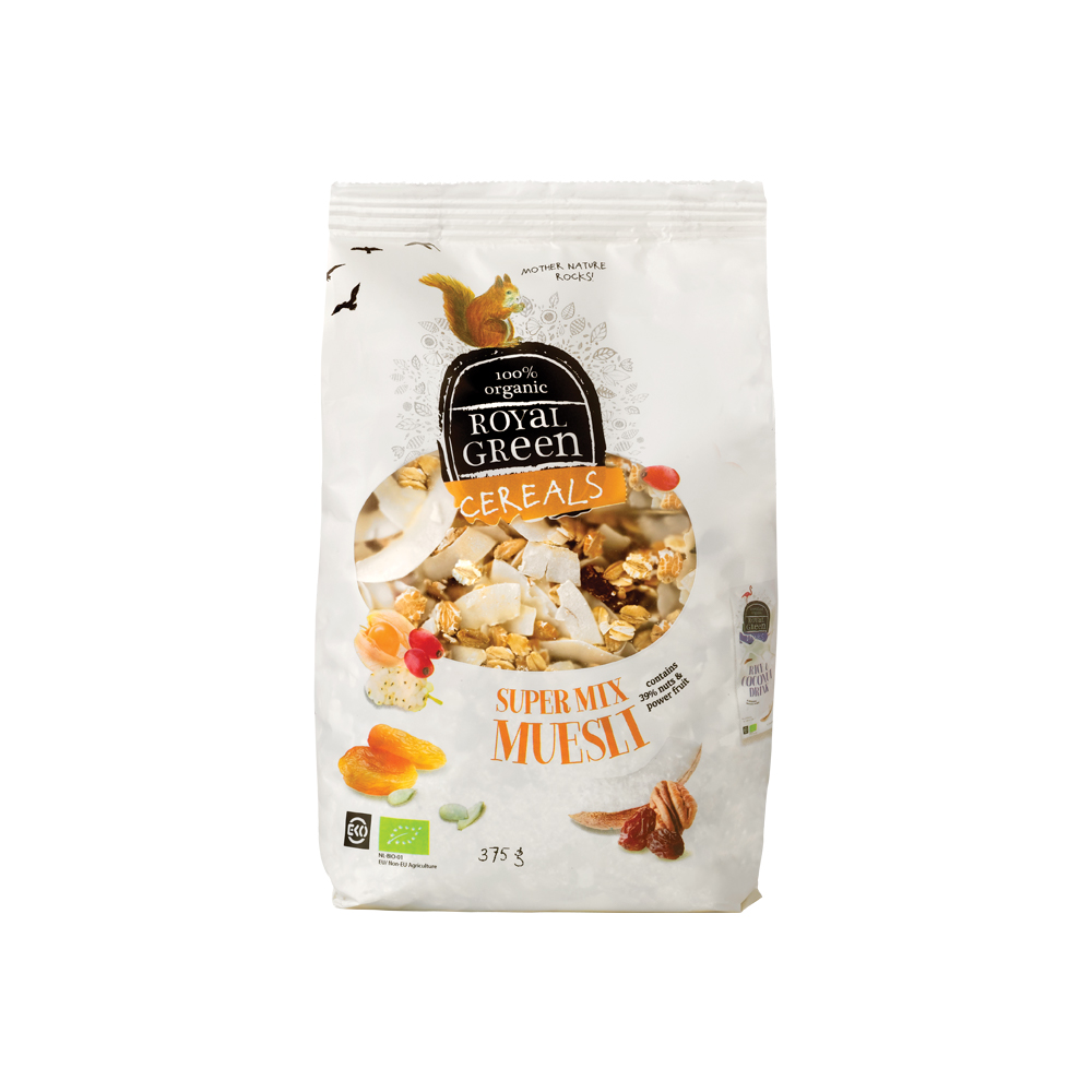 Super Mix Muesli